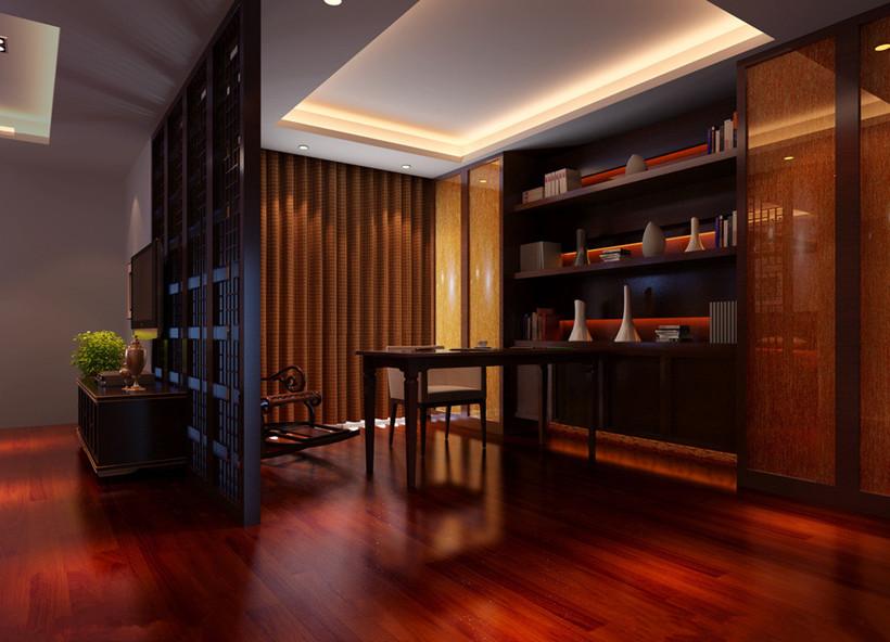 新中式風格書房