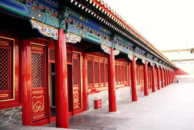"""浅析中式古典建筑里锦上添花的""""八大""""经典符号"""