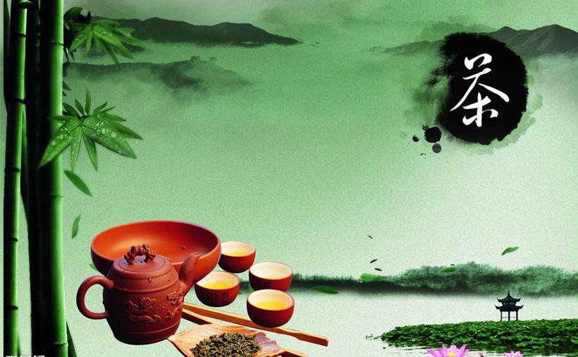 融汇在理、敬、清、融四字之中的中国茶德