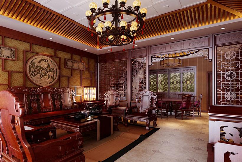 五款典雅中式灯具 让室内空间充满古色古香的美