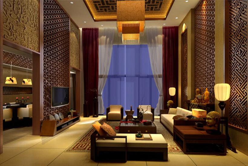 简述中式室内空间如何继承传统文化的设计方法
