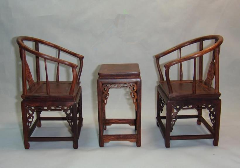 明式圈椅与清式圈椅相比有哪些不同地方呢