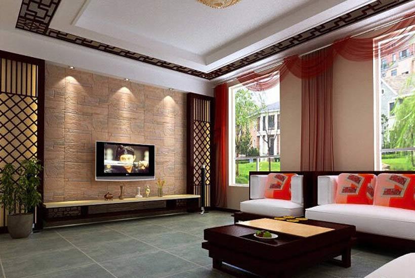 住宅简约中式风格的设计特点以及设计技巧
