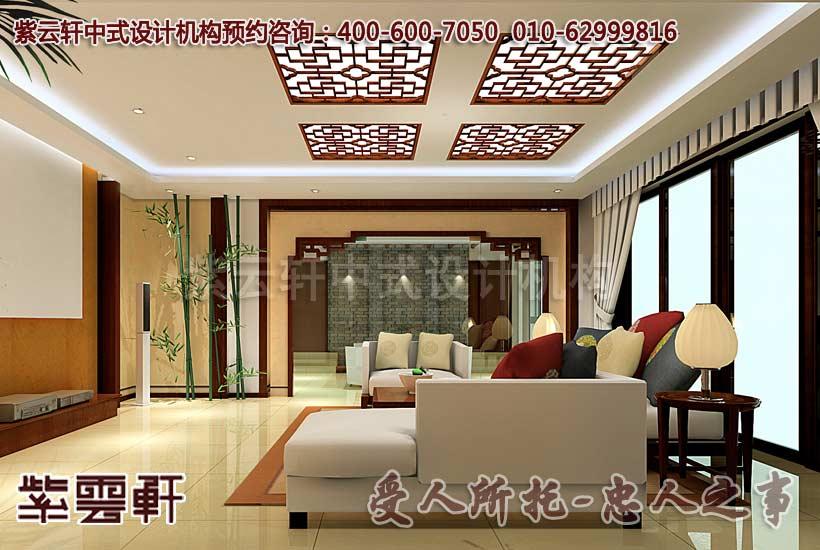 赏析现代中式装修设计风格家居的成功案例