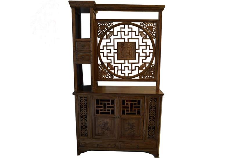 """""""福文化""""在型、材、艺这个三个方面对中式家具的影响"""