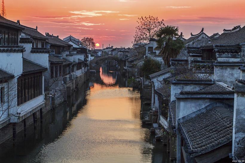 风景 古镇 建筑 旅游 摄影 820_546