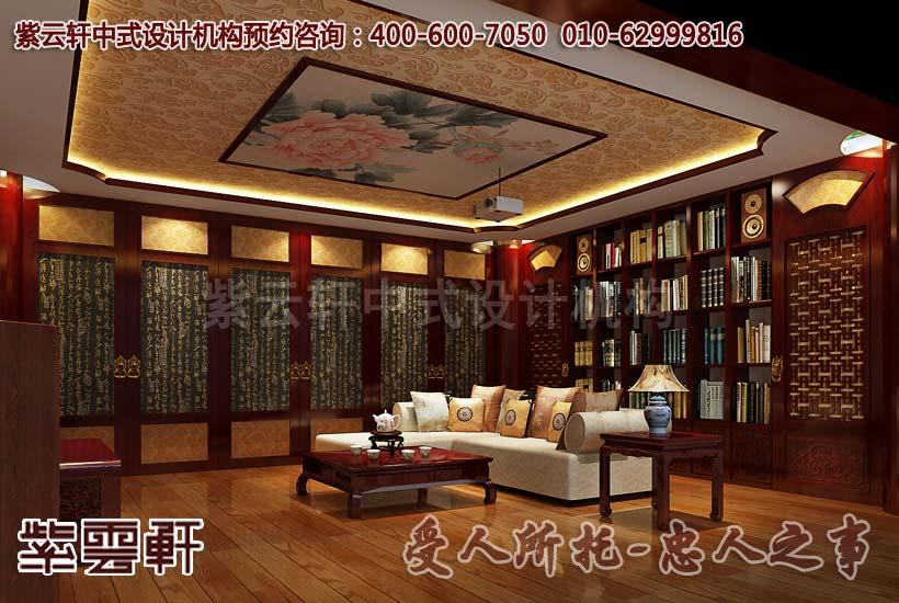 现代中式设计温馨舒适家居的典型设计案例