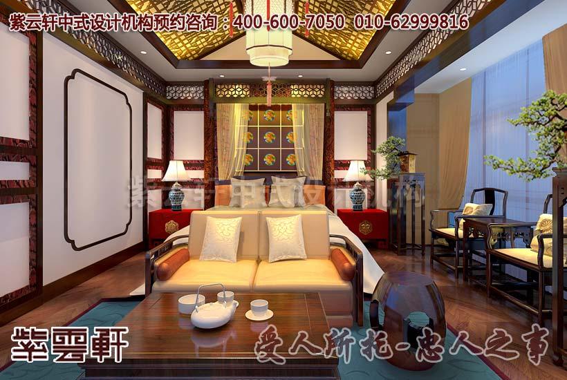 原始建筑设计赋予中式别墅装修空间的含义