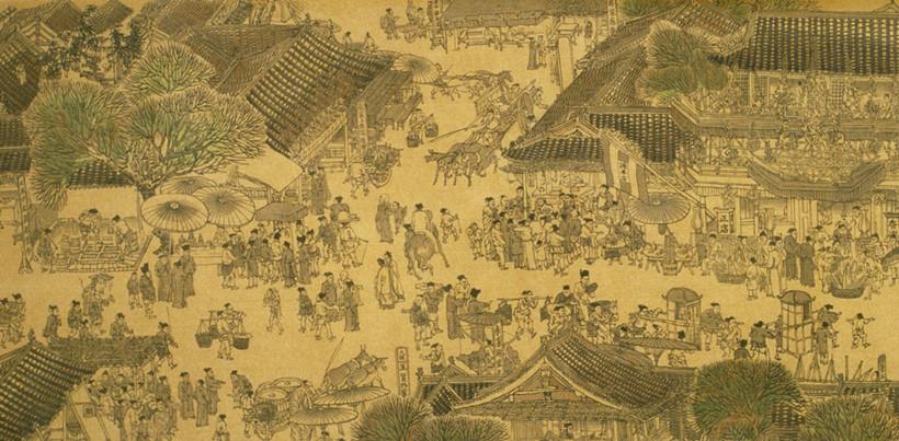 《清明上河图》的历史价值是什么?图片