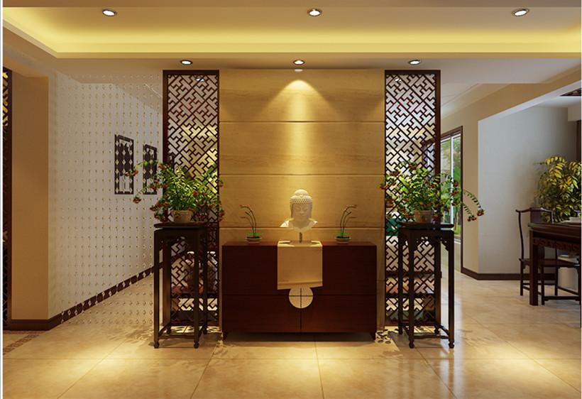 传统窗格打造中国韵味的中式装修家居环境