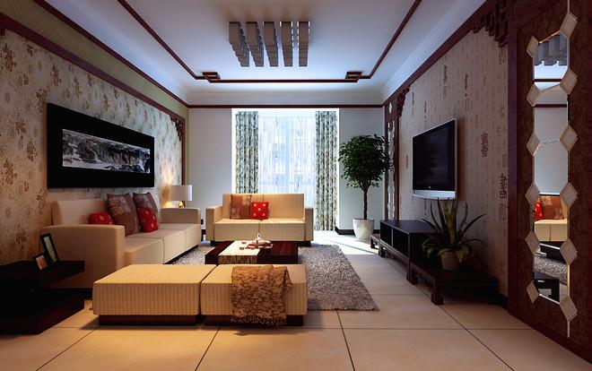 从以下几点来完善现代新中式风格家居环境
