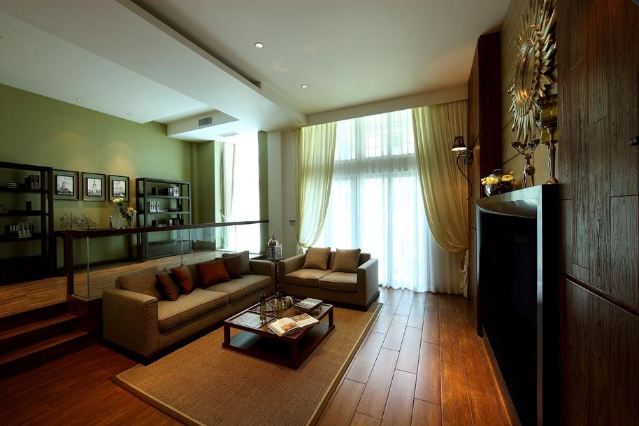 紫云轩设计师对新中式风格软装的具体介绍