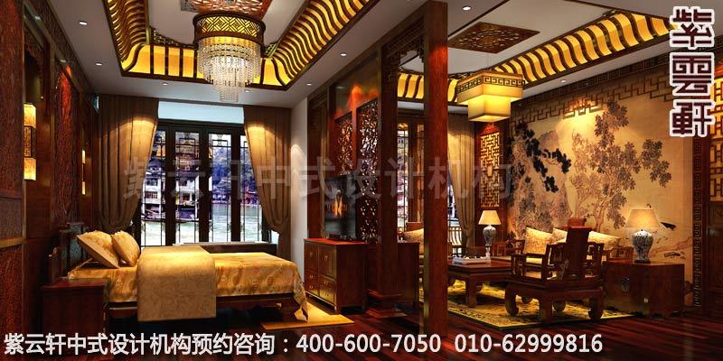 酒店套房e古典中式装修