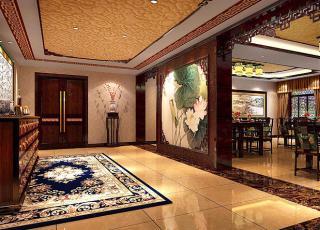 古典中式装修湖南古城酒店——庄重奢华 清逸高雅
