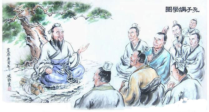 """传统中华文化的重要组成部分""""君子之道"""""""