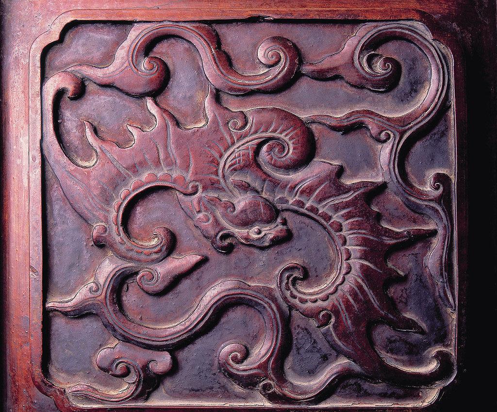 中国古代的木雕艺术发展起源