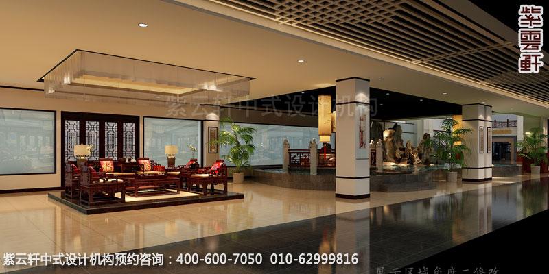 各种带中式传统文化色彩的建筑做法与风格