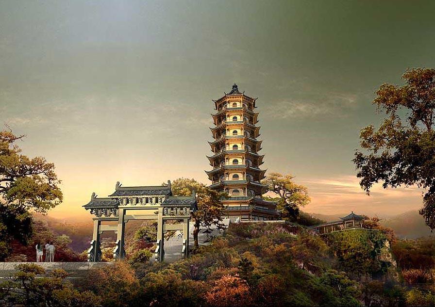 佛家禅宗思想与中国园林的融合