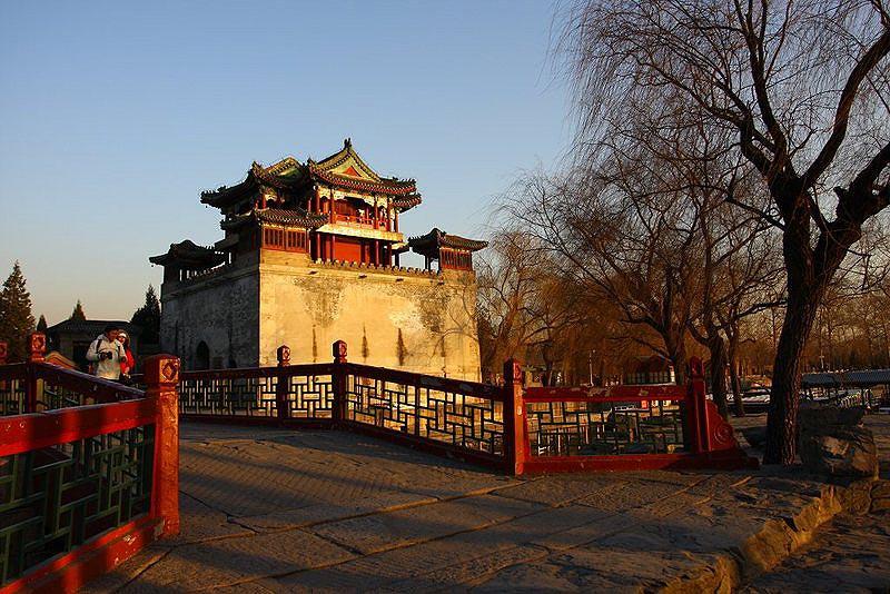颐和园北端文昌阁中的文昌帝君文化