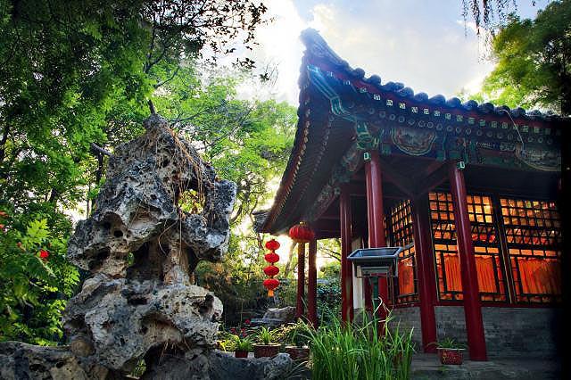 中式装修-王爷的『大宅门』之礼王园