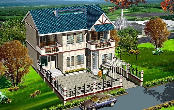 首页 中式生活 设计前沿    农村的房子最好装修了,外墙用马塞克贴,内