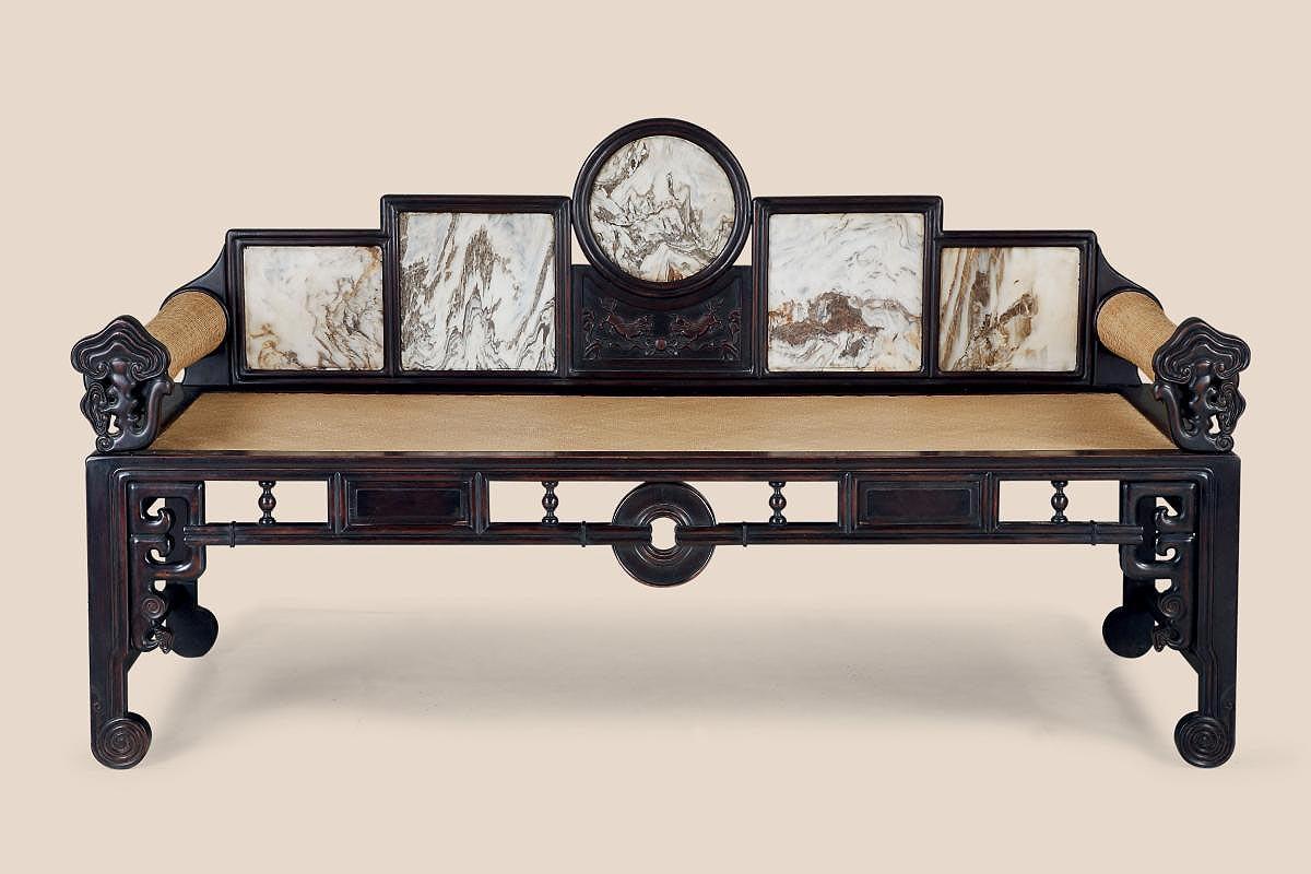 """第一个中式家具""""榻""""的衍生和历史"""