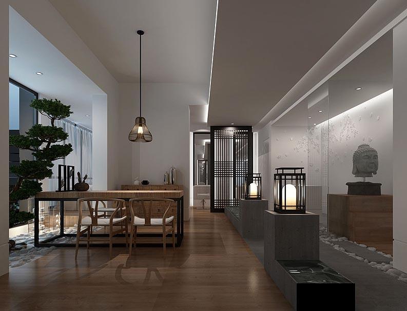 茶叶空间设计展示