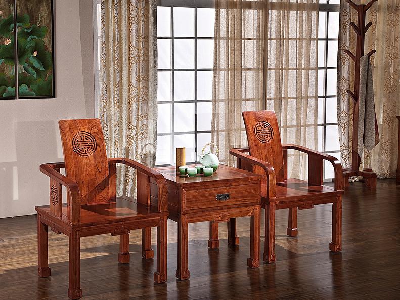 品味汉唐风格中式家具在中式装修空间中的那份高贵与纯挚