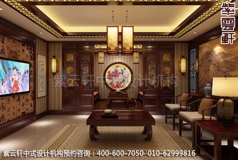 新中式茶楼设计蕴含大雅之境
