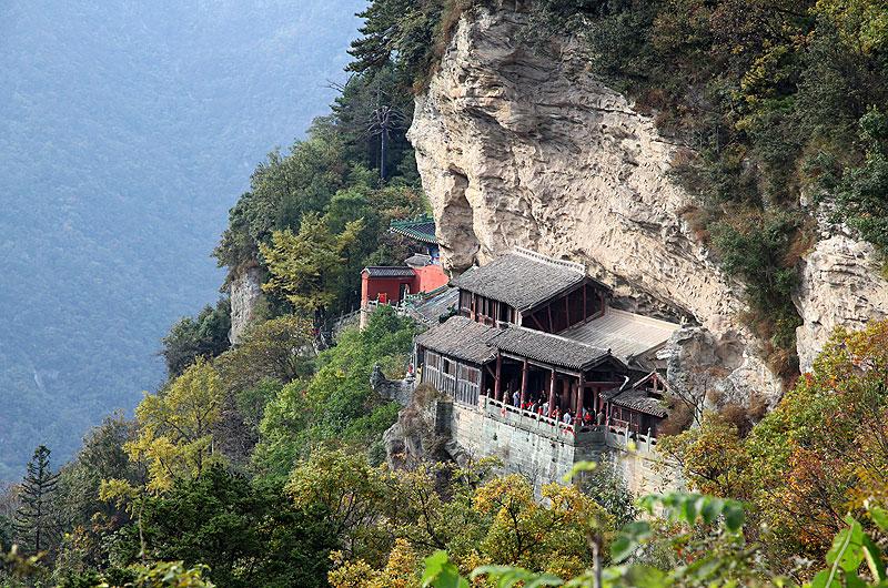 中式建筑之古典建筑的外形特点和代表的精神内涵