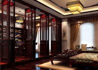 金科王府别墅简约中式设计彰显清雅的文化气质