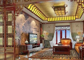 极致东方美韵 无锡精品住宅简约中式装修美图赏析