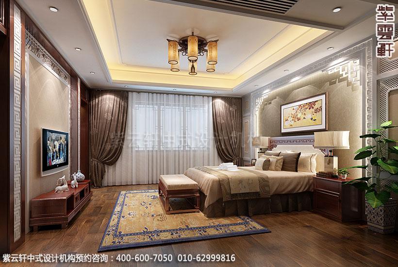 女主卧室简约中式设计