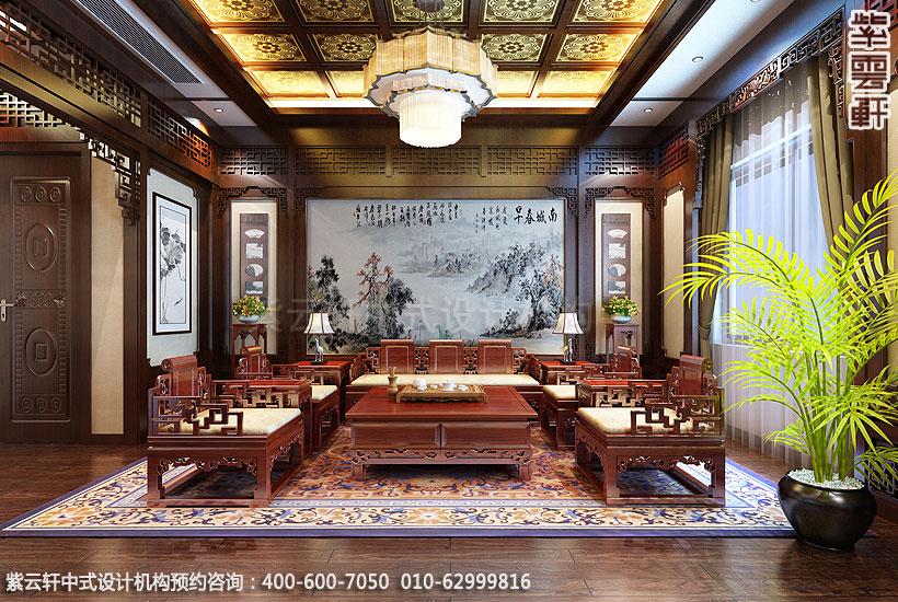 上海王公馆新中式会所装修办公室