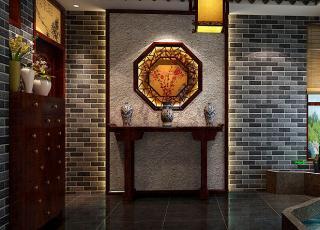保定精品住宅古典中式装修静美大图 —— 高雅无限的古韵情调