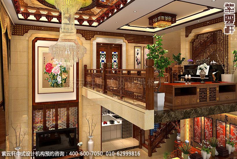 值得注意的七个原则影响客厅中式装修风水吉凶