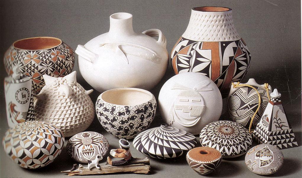 陶和瓷的制作工艺有哪有哪些不同