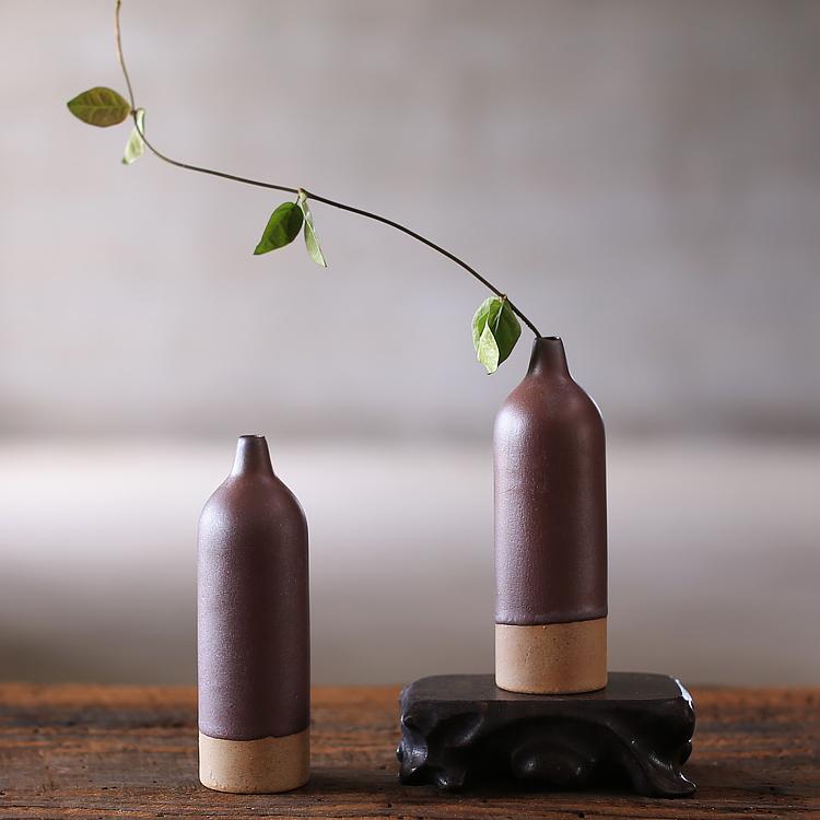 插花花器于茶席的方寸之中参禅悟道