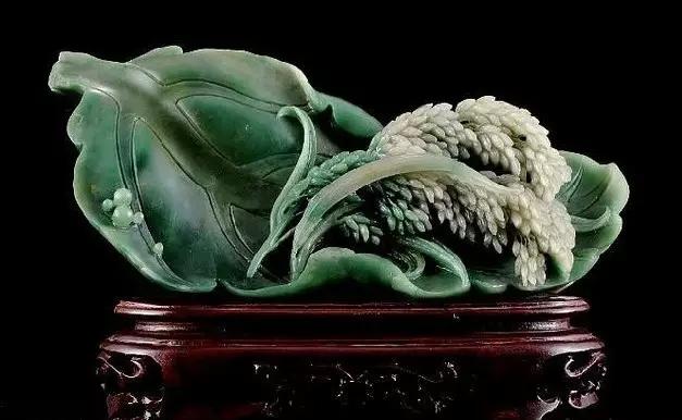 中式技艺玉雕工艺的灵动之趣与文化内涵