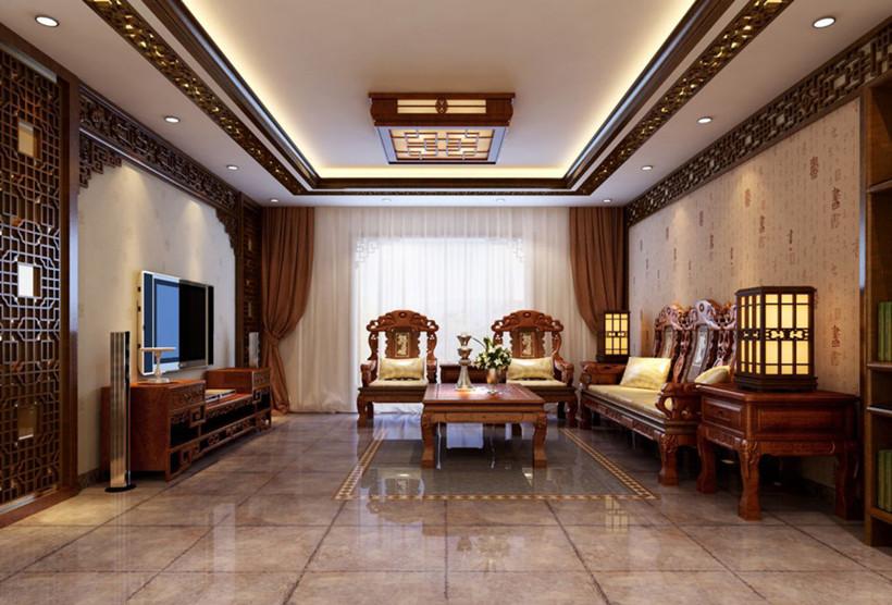 中式装修客厅-客厅风水