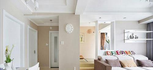 8款小户型中式装修客厅案例值得你来借鉴高清图片