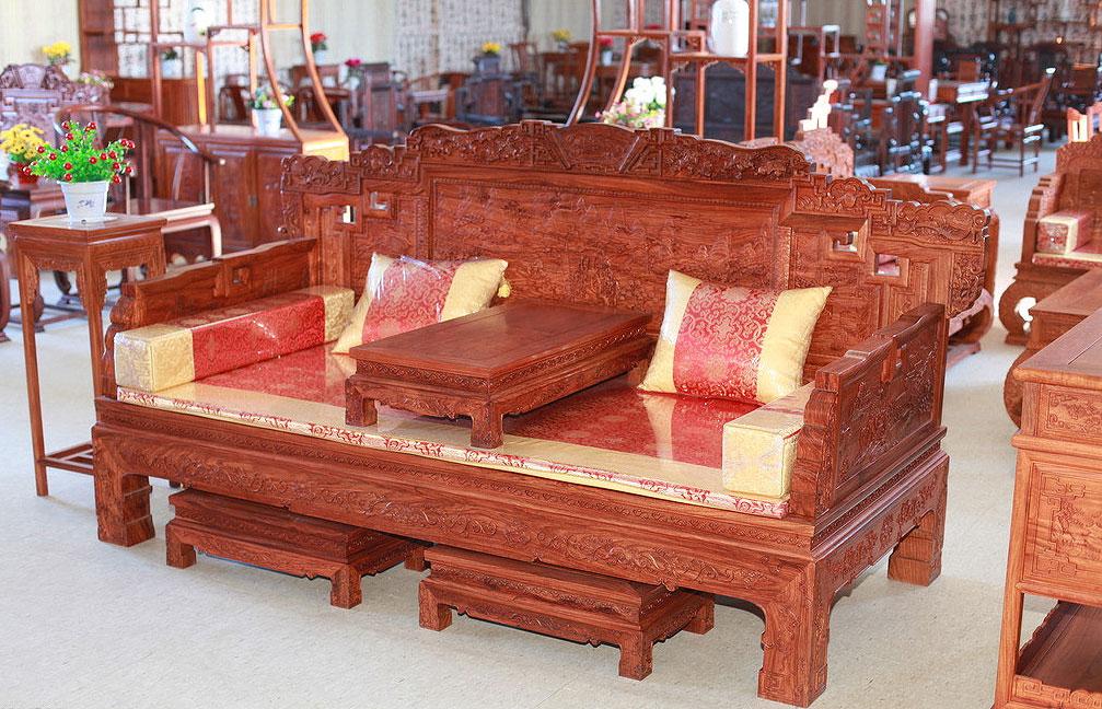 中式古典红木家具经典品鉴识别的方法