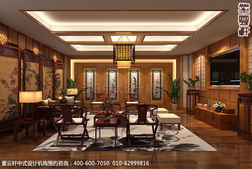 从5个方面入手打造典雅时尚的新中式装修家居