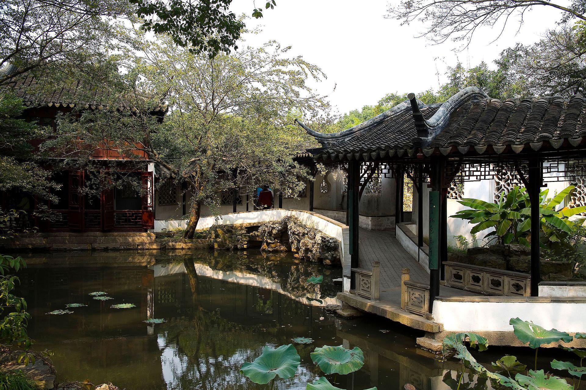 江南风格园林7
