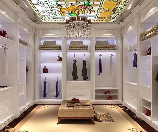 高雅格调的衣柜将生活蜕变成一种文化艺术
