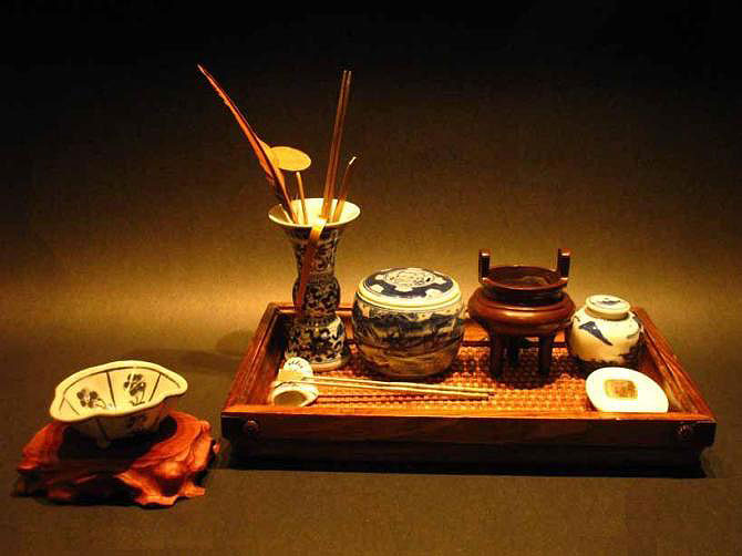 香席用传统的方式追溯遥远时光里的香韵