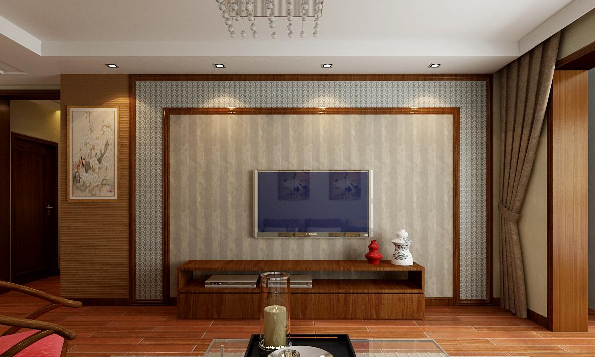 大家可以选用这6种壁纸塑造中式装修空间的古朴优雅