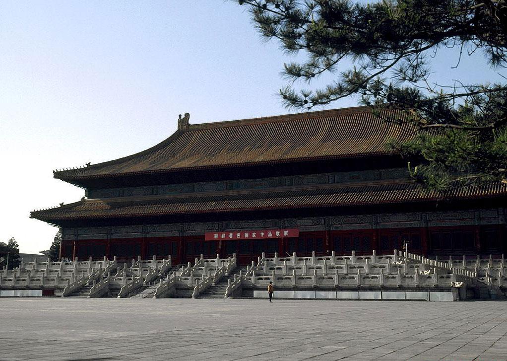 """中式传统古建渗透中国文化""""天人合一,妙造乾坤""""之深意"""
