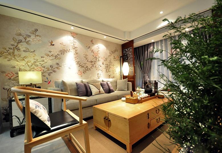 如何装饰新中式风格的客厅、居室、书房