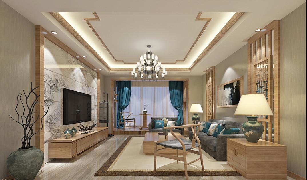 中式装修家居中地板颜色该如何选择